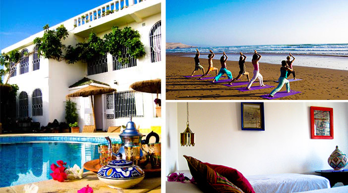 Morocco Pilates and Yoga